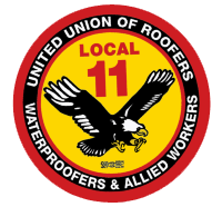 United Union of Roofers seal